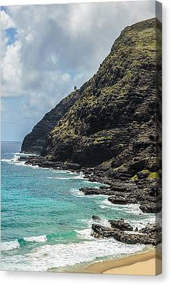Makapuu Point 1 Canvas Print