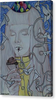 Make A Wish Canvas Print by Darlene Graeser