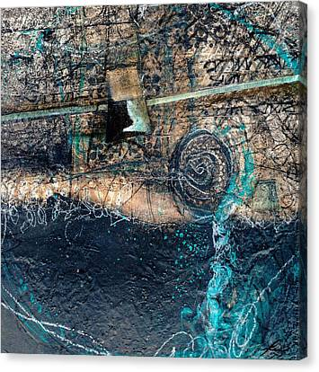 Begin Again Canvas Print by Laura  Lein-Svencner