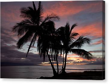 Mala Sunset Canvas Print by James Roemmling