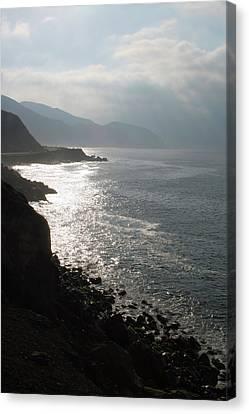 Malibu Morning Canvas Print
