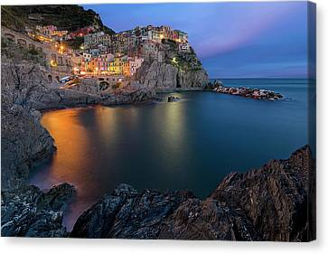 Manarola Lifestyle Canvas Print