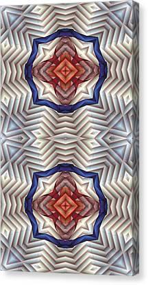 Mandala 11 For Iphone Double Canvas Print