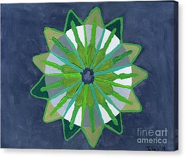 Mandala 765 Canvas Print