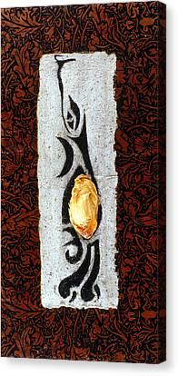 Mango Seed Tribe Canvas Print