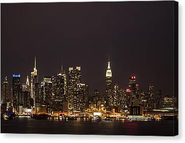 Manhattan IIi Canvas Print