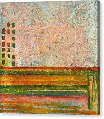 Mansard Canvas Print by Moon Stumpp