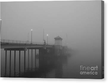 Mantoloking Bridge Canvas Print