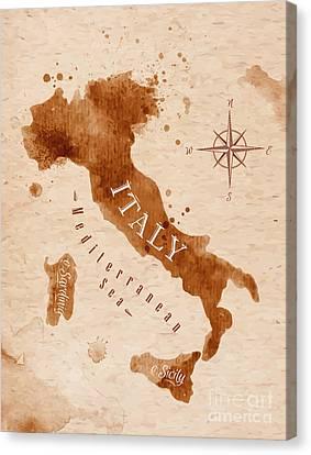 World Map Wallpaper Canvas Prints Fine Art America