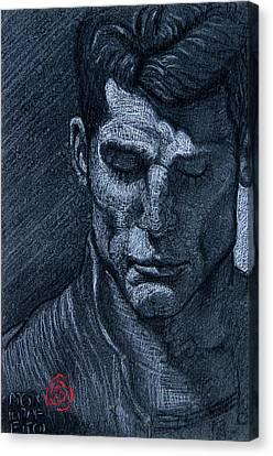 Marcello Canvas Print
