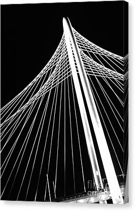 Margaret Hunt Hill Bridge Canvas Print