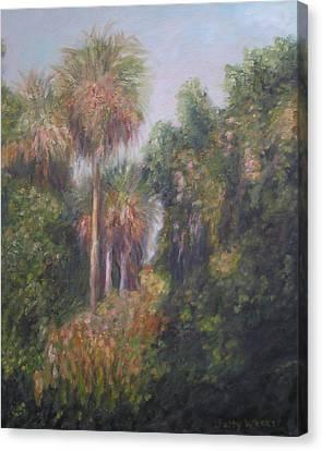 Margorie Kinnan Rawlings State Park Canvas Print
