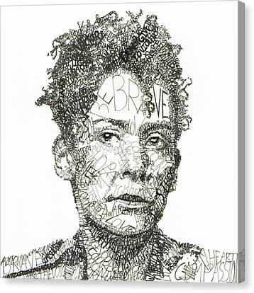 Marianne Pearl Canvas Print