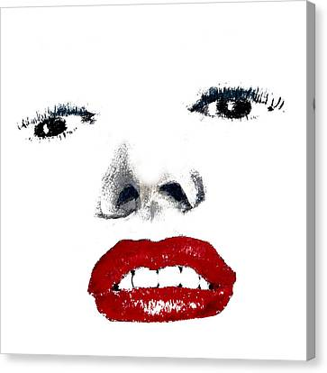 Marilyn II Canvas Print by David Patterson