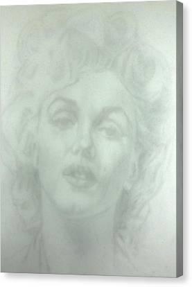 Marilyn Monroe 4 Canvas Print