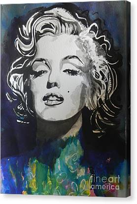Marilyn Monroe..2 Canvas Print