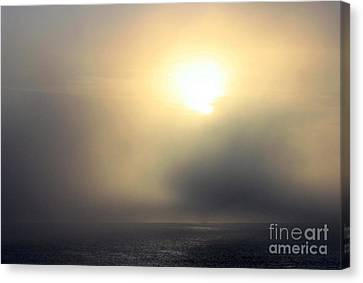 Marine Layer Canvas Print