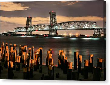 Marine Parkway Bridge Canvas Print by JC Findley