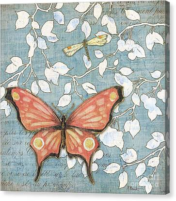 Mariposa Butterfly I Canvas Print by Paul Brent