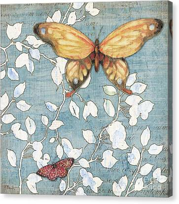Mariposa Butterfly II Canvas Print by Paul Brent
