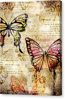 Mariposa Equinox Canvas Print