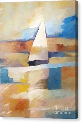 Maritime Impression Canvas Print by Lutz Baar