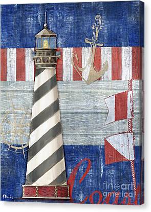 Maritime Lighthouse II Canvas Print by Paul Brent