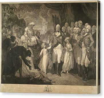 Marquess Cornwallis Canvas Print