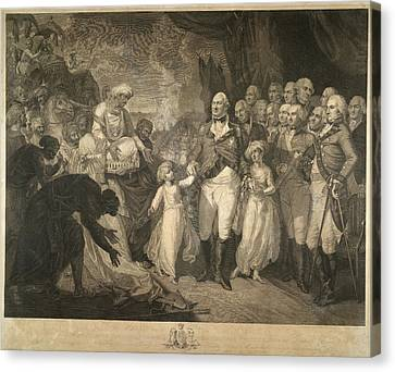Marquess Cornwallis Canvas Print by British Library