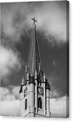 Marquette University - Church Of The Gesu Canvas Print by University Icons