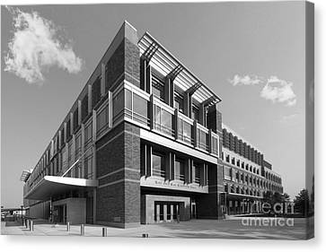 Marquette University Eckstein Hall  Canvas Print by University Icons