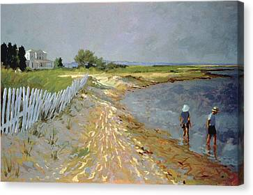 Marthas Vineyard  Canvas Print