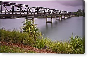 Martin Bridge 01 Canvas Print by Kevin Chippindall