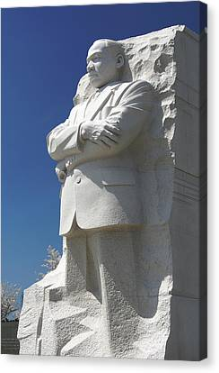 Martin Luther King Jr. Memorial Canvas Print by Mike McGlothlen