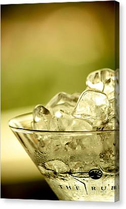 Martini Xiv Canvas Print by Rene Triay Photography