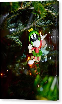 Canvas Print - Marvin The Martian by Brynn Ditsche
