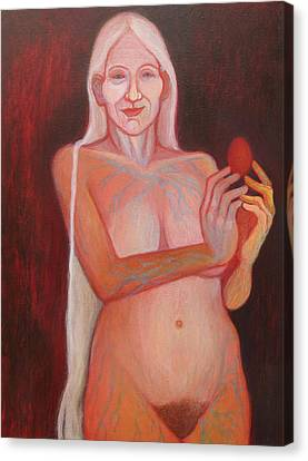 Mary Magdalene Canvas Print by Deenie Wallace