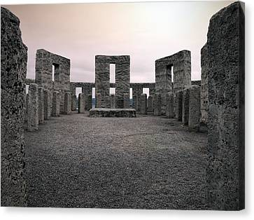 Maryhill Stonehenge Canvas Print
