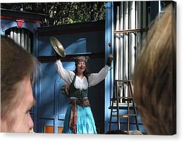 Fool Canvas Print - Maryland Renaissance Festival - A Fool Named O - 121223 by DC Photographer