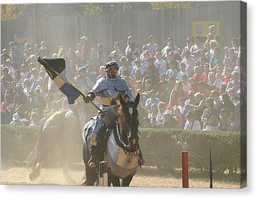 Performers Canvas Print - Maryland Renaissance Festival - Jousting And Sword Fighting - 1212204 by DC Photographer