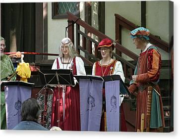 Maryland Renaissance Festival - Merchants - 121255 Canvas Print