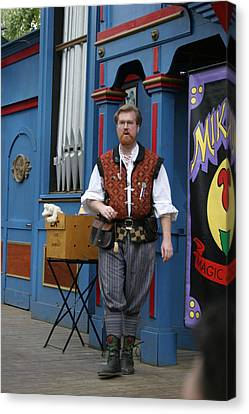 Maryland Renaissance Festival - Mike Rose - 12126 Canvas Print by DC Photographer