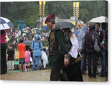 Maryland Renaissance Festival - People - 1212105 Canvas Print by DC Photographer