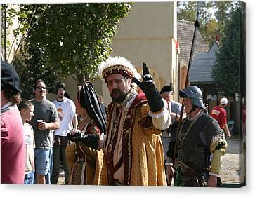 Maryland Renaissance Festival - People - 1212124 Canvas Print by DC Photographer
