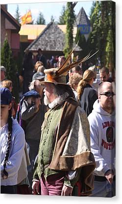 Maryland Renaissance Festival - People - 121249 Canvas Print by DC Photographer