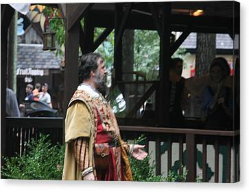 Maryland Renaissance Festival - People - 121291 Canvas Print