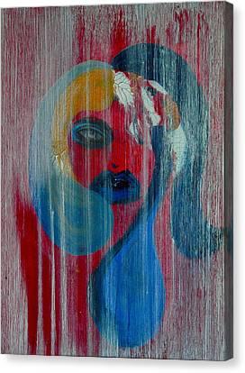 Masika Canvas Print by LeeAnn Alexander
