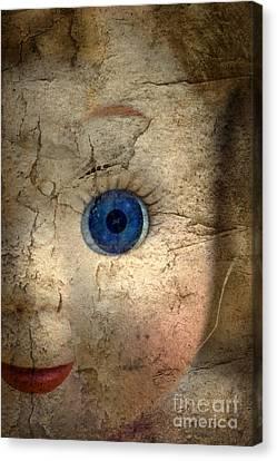 Chucky Canvas Print - Mask Of Madness by Evelina Kremsdorf