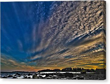 Masterpiece By Nature Canvas Print