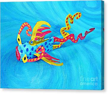 Matisse The Fish Canvas Print by Sarah Loft